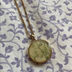 May / Lily of the Valley Necklace